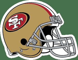 San Francisco 49ers Logo/Helmet Image