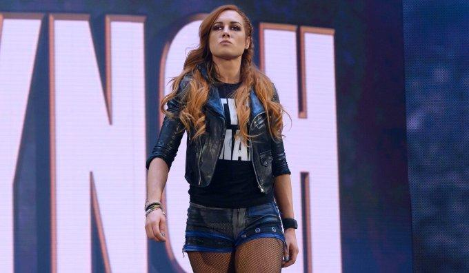 Best Wwe Female Wrestler – Becky Lynch