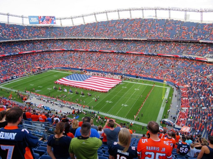Biggest Nfl Stadium – Empower Field