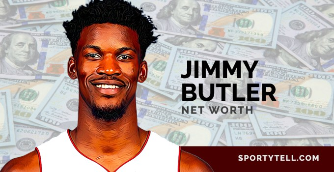 Jimmy Butler Net Worth, Salary, Contract, Endorsements