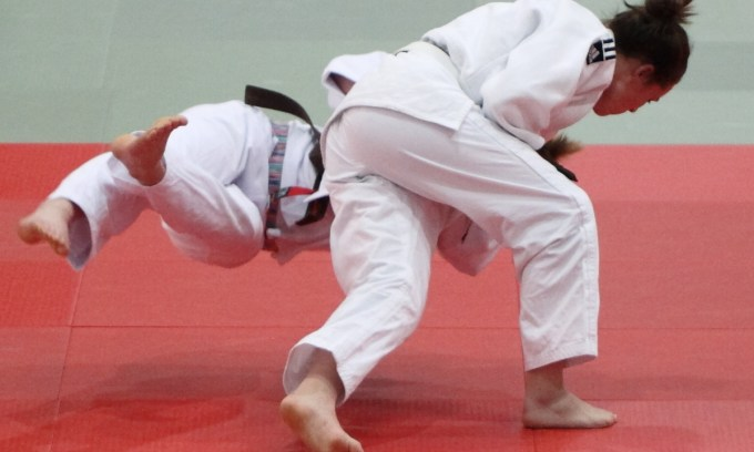 Judo Martial Art for Self Defense