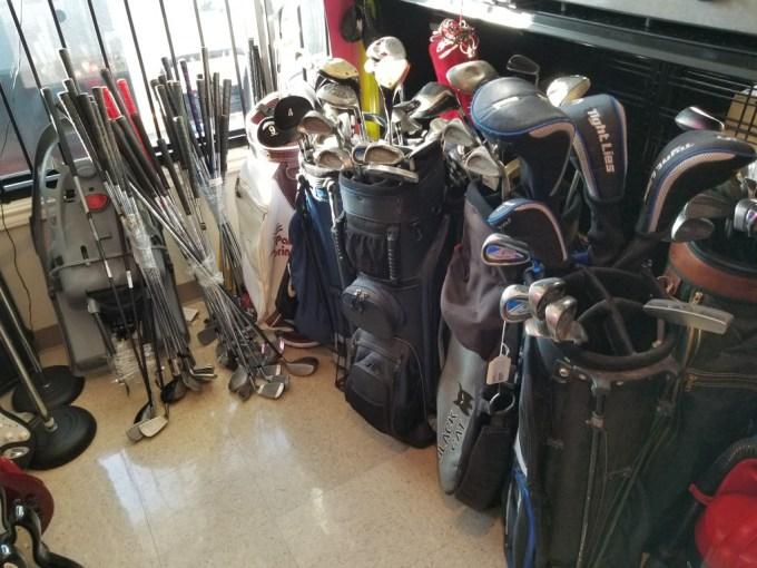 Lyndas Pawn Shop – Golf Equipment