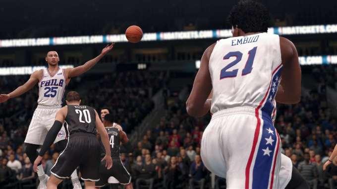NBA Live 19 Video Game