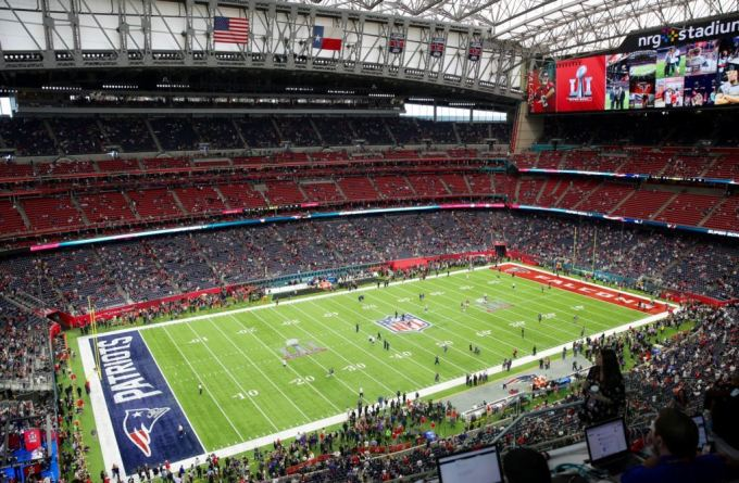 Biggest Nfl Stadium – Nrg Stadium