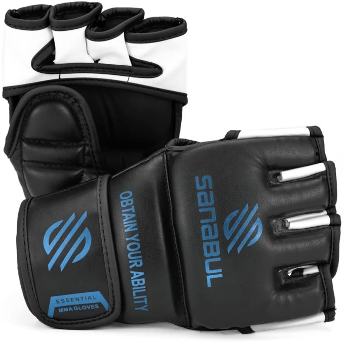 Sanabul New Item Essential MMA Grappling Gloves