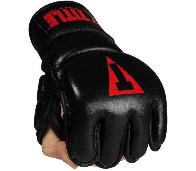 Title Boxing Pro MMA Fight Glove