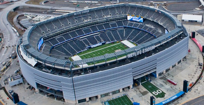 Top-10 Biggest Nfl Stadiums By Seating Capacity