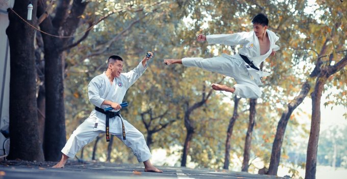 Top Best Martial Arts For Self-Defense