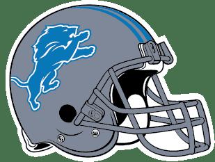 Detroit Lions Logo/Helmet Image