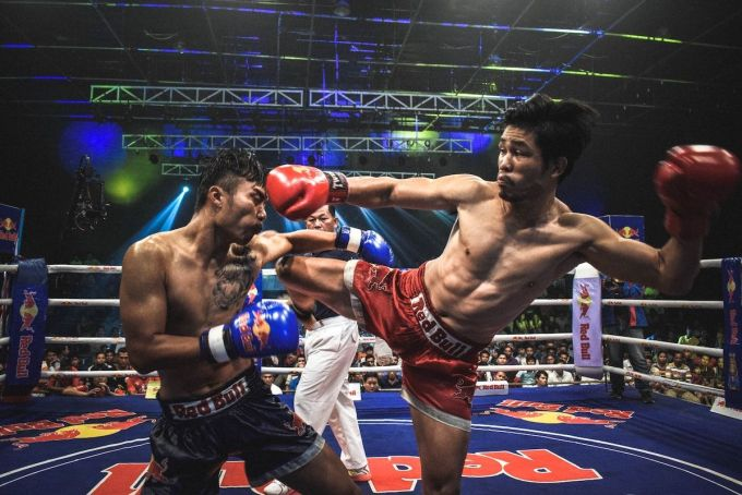 Muay Thai Martial Arts for Self-Defense