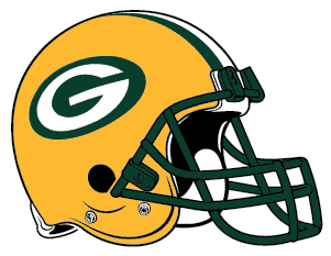 Green Bay Packers Logo/Helmet Image