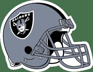 Oakland Raiders Logo/Helmet Image