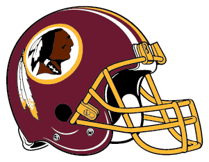 Washington Redskins Logo/Helmet Image