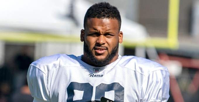 Aaron Donald Net Worth, Salary, Contract, Endorsement, Charity
