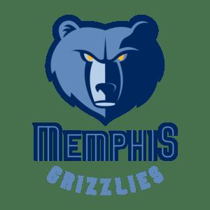 Memphis Grizzlies Transparent Logo