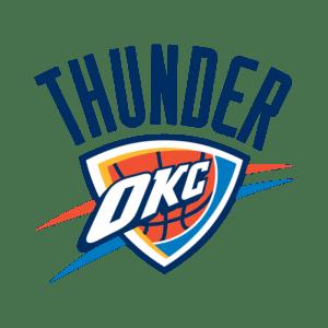 Oklahoma City Thunder Transparent Logo