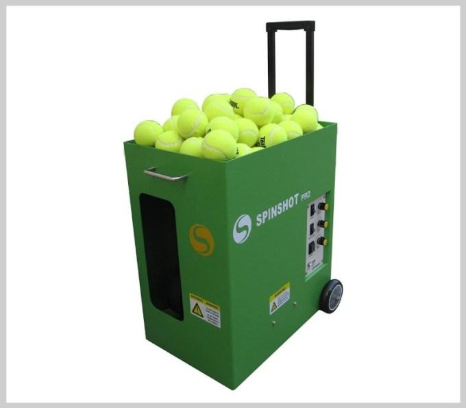 Spinshot-Pro Tennis Ball Machine