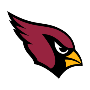 Arizona Cardinals Team Transparent Logo