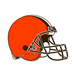 Cleveland Browns Team Transparent Logo