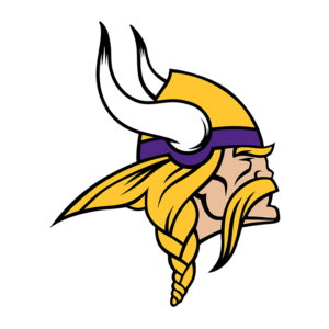 Minnesota Vikings Team Transparent Logo