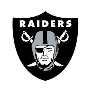 Oakland Raiders Team Transparent Logo