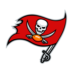 Tampa Bay Buccaneers Team Transparent Logo