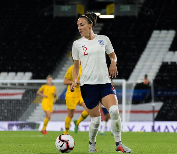 Lucy Bronze — Highest Paid Female Soccer Player
