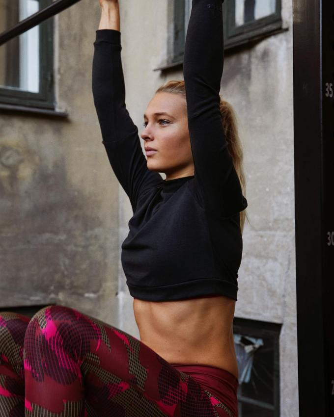 Stine Larsen  – Best Looking Female Soccer Player