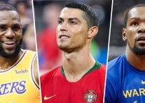 Top-10 Most Influential Nike-Sponsored Athletes