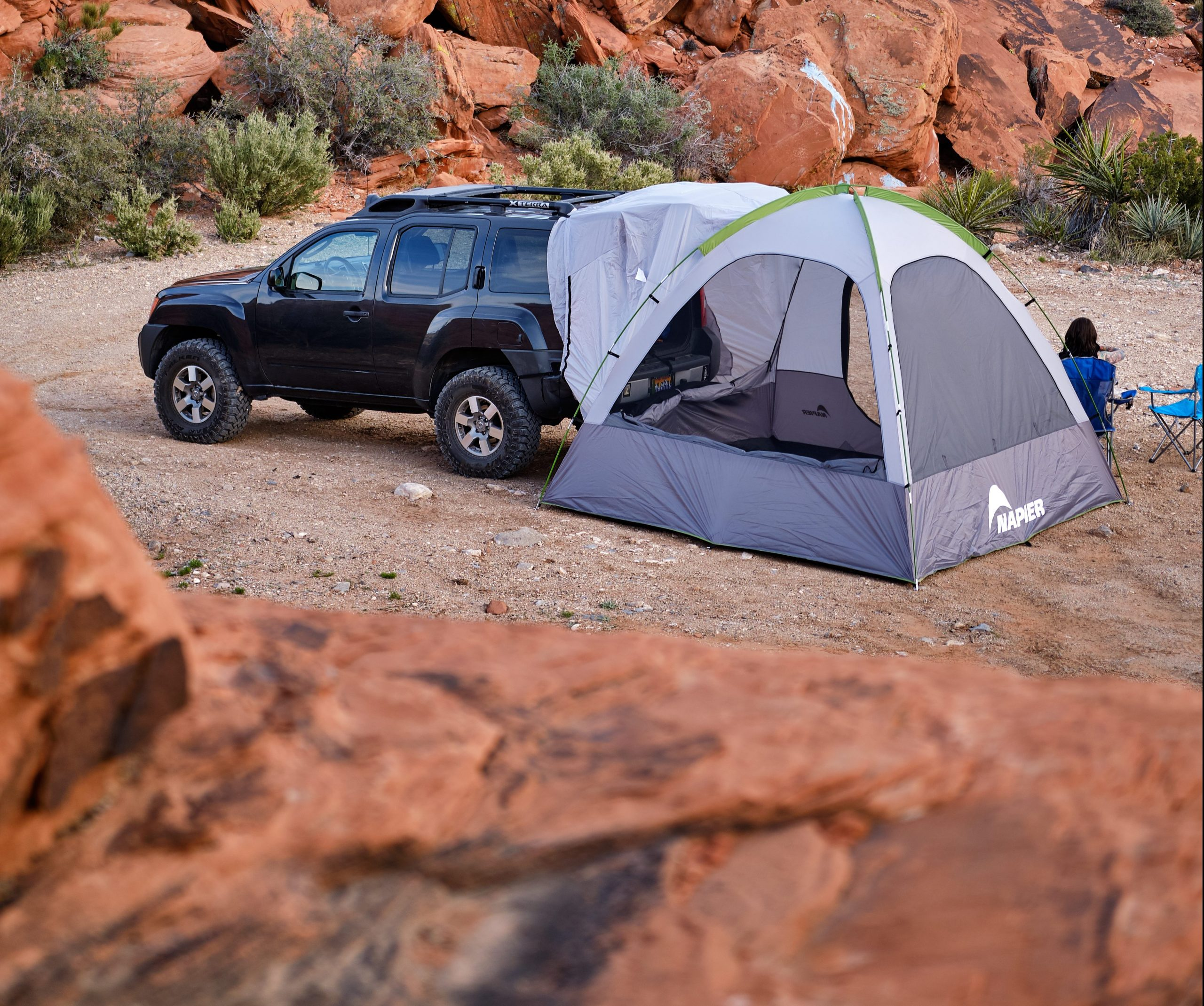 The Best SUV/Van Camping Accessories of 2020