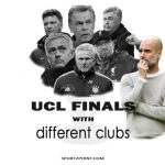 Pep Guardiola: 7th coach to reach Champions League final with two different clubs