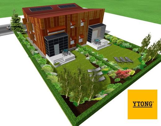 Casa eficienta energetic se poate construi din BCA