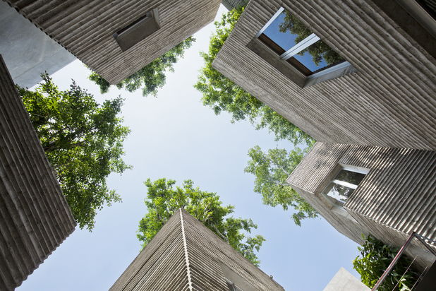 House of Trees - Proiectul de casa castigator la World Architecture Festival 2014