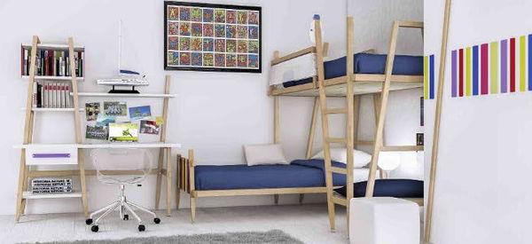 Amenajarea camerei copilului - camera baietelului
