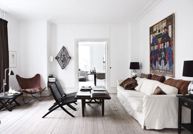 Stilul scandinav in amenajarea si decorarea interioarelor