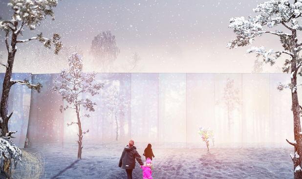 The Unbelievable Challenge, concurs de arhitectura pentru sediul lui Mos Craciun