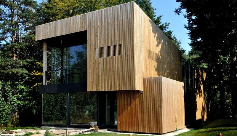 O casa pasiva din Suceava, construita dupa un proiect 100% romanesc, premiata la Anuala de Arhitectura 2015