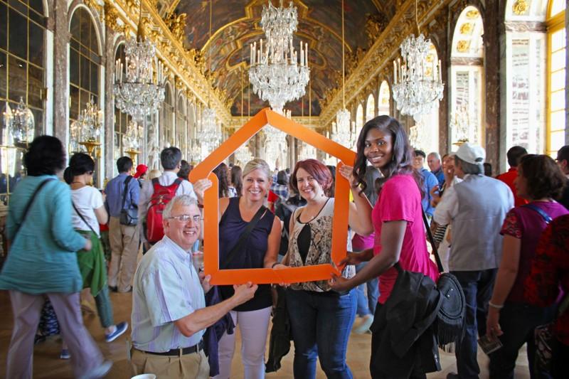 Este parte din toate proiectele importante de arhitectură din ultimii 350 de ani: Saint-Gobain