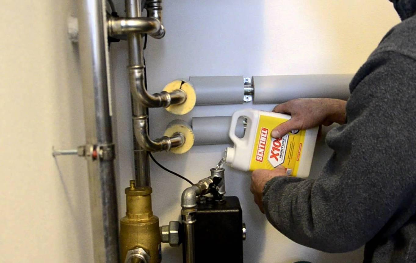 Cum protejăm centrala termică cu condensare de efectele apei netratate