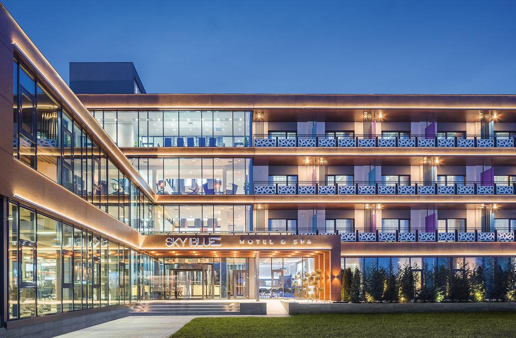 BCA-ul, ideal în construcţiile unde se cere consum energetic redus, protecţie la incendii şi izolare fonică
