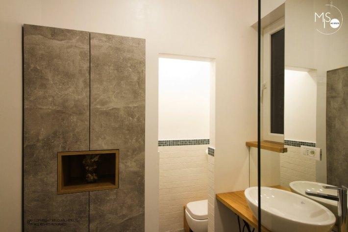 Miso Architects amenajare apartament 2 camere - baie (22)