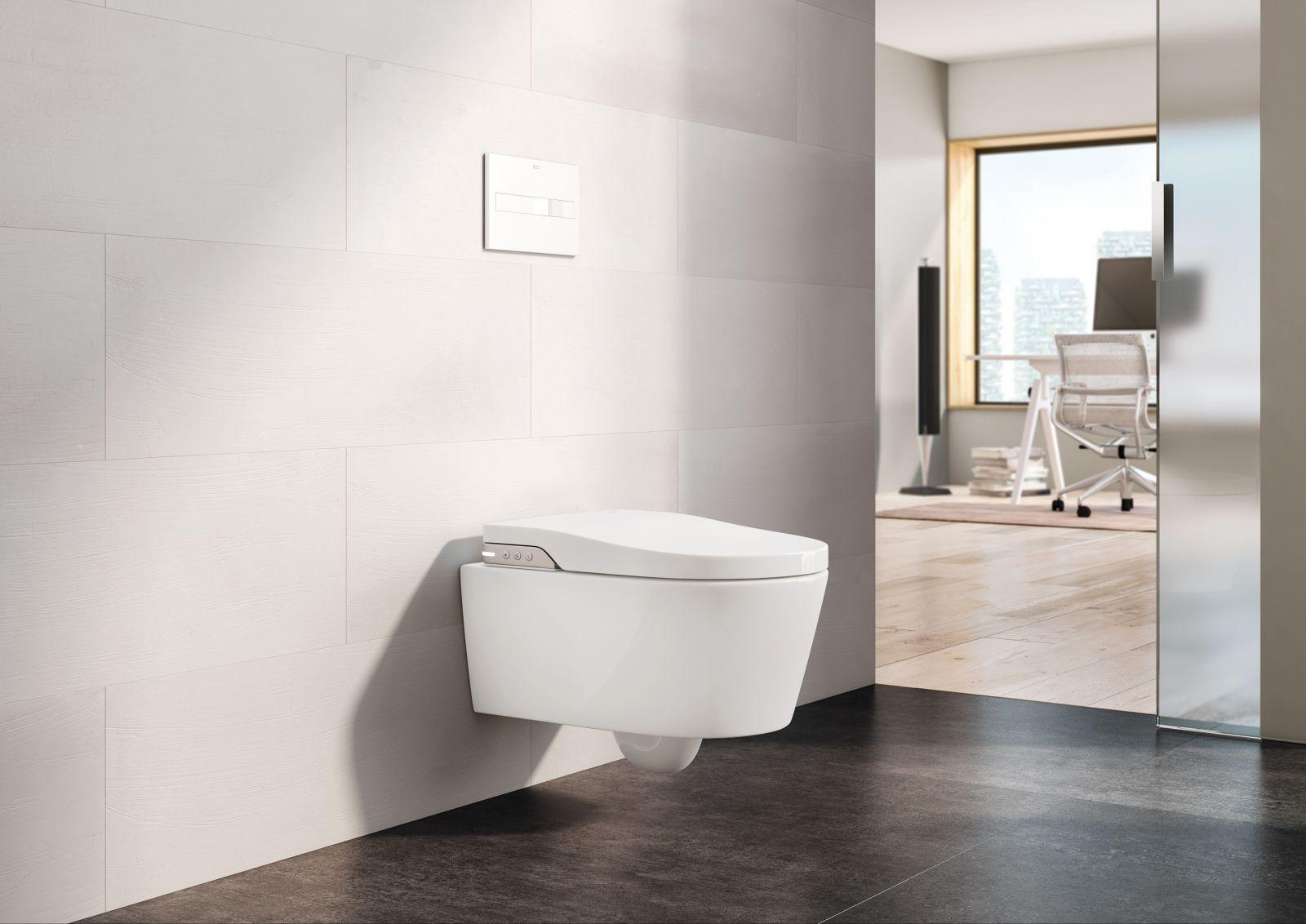 Inovație la tine în baie. In-Wash® Inspira și Multiclean®,  toalete inteligente de la Roca