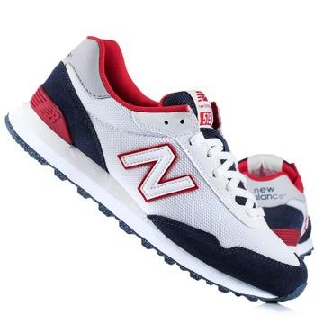 new balance nowe buty białe