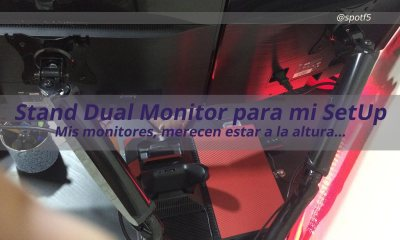 Stand Dual Monitor