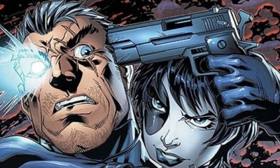 Domino y Cable en Deadpool