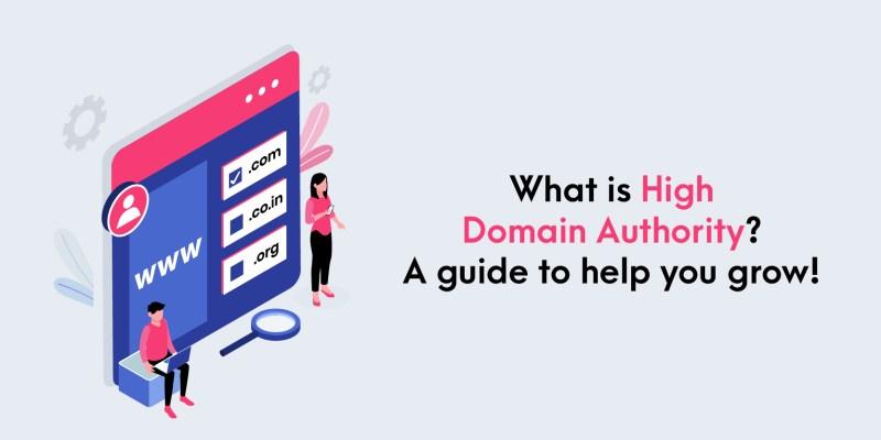 High Domain Authority