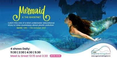 Mermaid & The Ghostnet