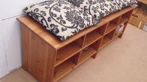 Ikea Shoe Storage Bench 5 : Spotlats