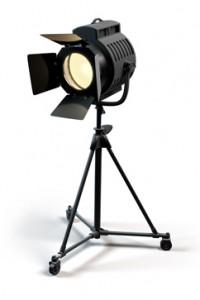 spot lightLR Stand