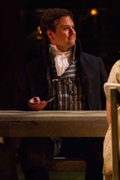 Jamie Smithson as Edward Ferras.